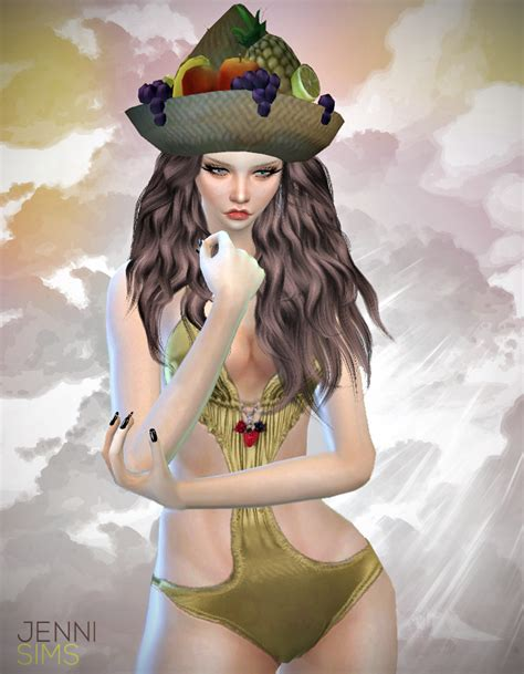 jennisims downloads sims 4 sets of accessory juice box jennisims downloads sims 4 sets of accessory hat fruit