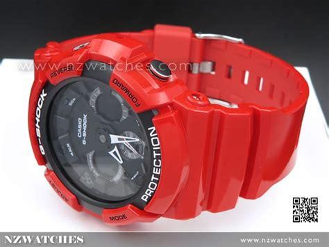 Casio G Shock Ga 1000 4a Original 1 Tahun Garansi Resmi buy casio g shock theme 1 1000 stopwatch 200m limited ga 201rd 4a ga201rd buy