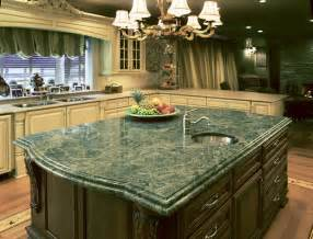 granite island kitchen green island countertop photo gallery