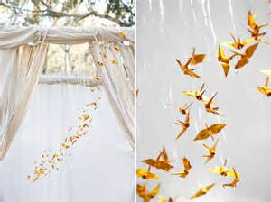 Handmade Decorations For Weddings - paper wedding decorations decoration