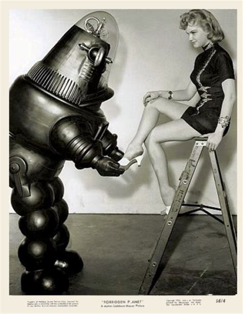 film robbie robot fs die cast robby the robot from forbidden planet