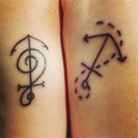 cross and music note tattoo cross anchor and note tattoos