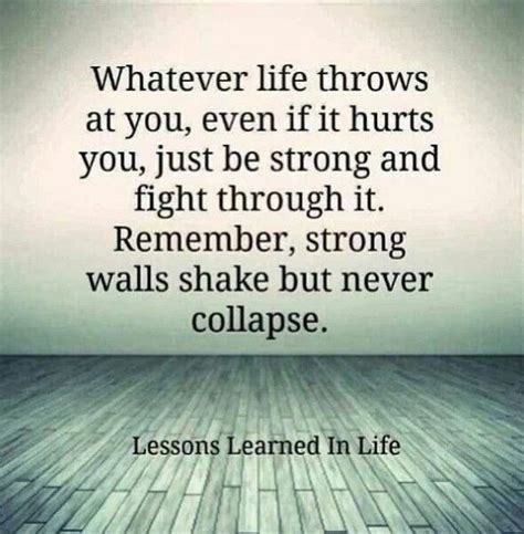 Strong Quotes 25 Best Ideas About Staying Strong Quotes On