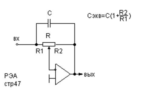 tuning capacitor circuit новые поступления 6