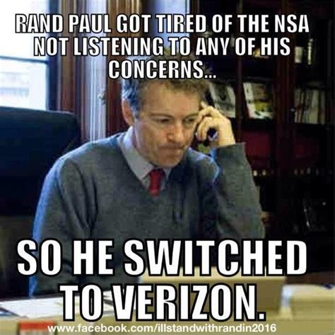 Rand Paul Memes - submit complaints and create your own memes at http www