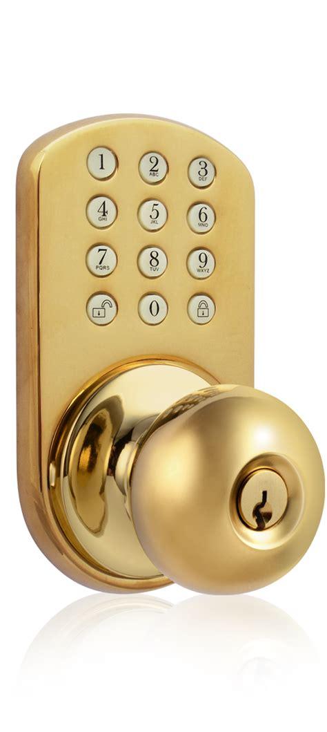 Door Knob Keypad by Milocks Tkk 02 Keyless Entry Knob Door Lock With