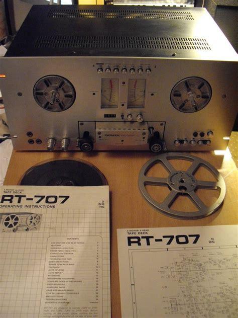 user studio pioneering service design in france design pioneer rt 707 image 147246 audiofanzine