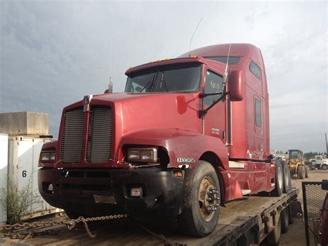 2007 kenworth t600 for sale in canada 2007 kenworth t600 red ram sales ltd edmonton alberta