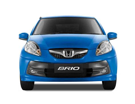 honda brio price and features honda brio vx at features review and price in india
