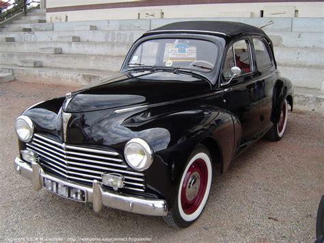 peugeot 203 a humble vintage car