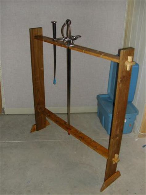 Sword Rack by Shire Of Ravenslake