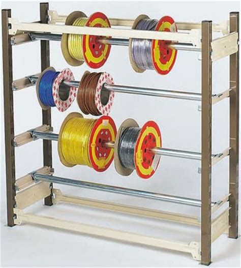 Cable Dispenser Rack by Rs Cable Dispenser 985 X 896 X 990mm 4 Shelves
