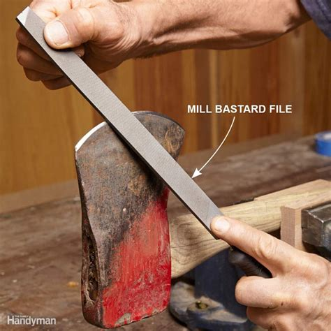 how to sharpen with a steel sharpening knives scissors and tools the family handyman