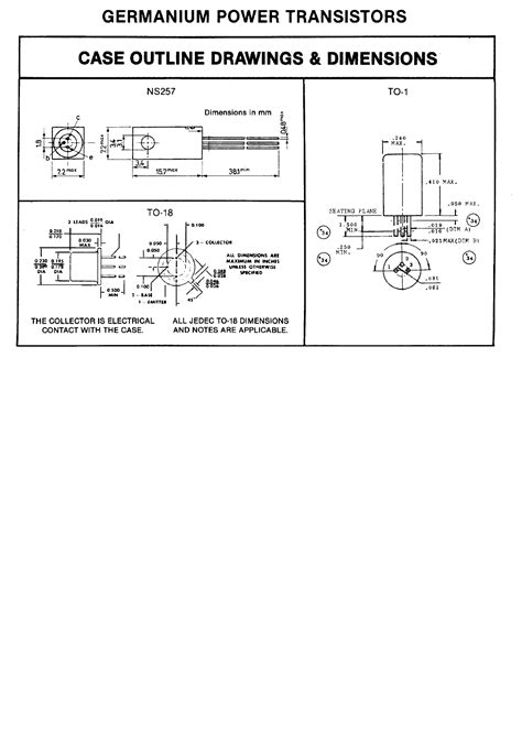 germanium transistor mouser germanium transistor mouser 28 images q60103 x151 d datasheet pdf pinout pnp germanium