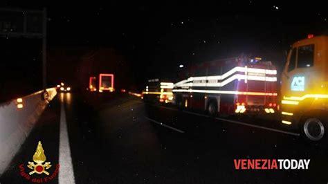 autostrada web incidente in autostrada a4 autostrada bloccata
