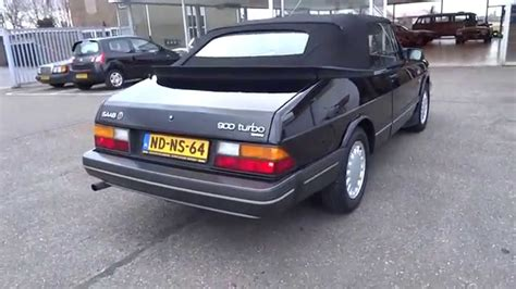 saab convertible 2016 saab 900 turbo convertible 1988 for sale vemu cars 2016