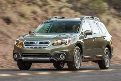 Toyota Outback 2016 Subaru Outback New Car Review Autotrader