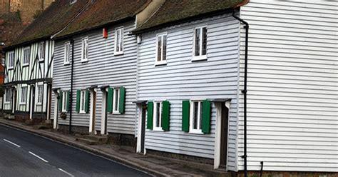 Exterior Home Design Types Greenspec Timber Cladding A Short History