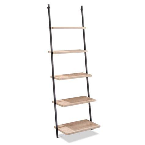 darley 5 shelf bookcase vintage oak threshold