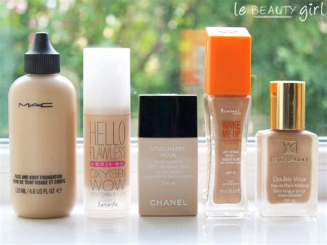 My Top 5 Foundations by My Top 5 Foundations Best Foundations For Skin