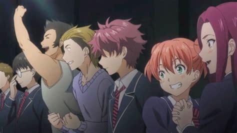 anime war episode 7 food wars shokugeki no soma episode 7 manga tv streaming