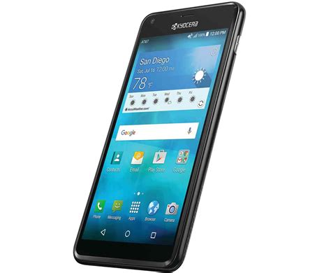 kyocera android kyocera hydro shore is a new waterproof android phone for at t gophone phonedog
