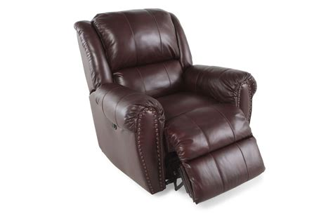 lane power recliners lane summerlin power rocking recliner mathis brothers