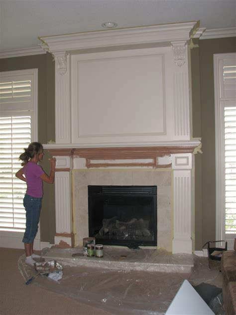 fireplace makeover brick fireplace makeover home design inside