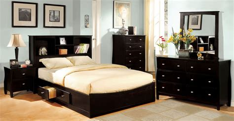 bookcase bedroom set brooklyn espresso youth platform bookcase bedroom set from