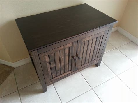 Wooden Litter Box Cabinets by Odor Free Custom Made In Usa Cat Litter Box Cabinet