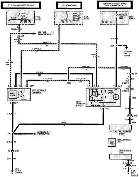Wiring Diagrams For 1983 Chevy Van Auto Electrical