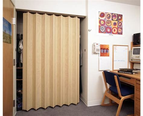 Accordion Style Closet Doors Pin By Endar Vitria On Door Design Plans