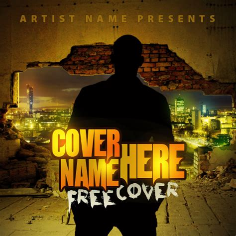 mixtape cover template 12 background psd template album cover images cd cover