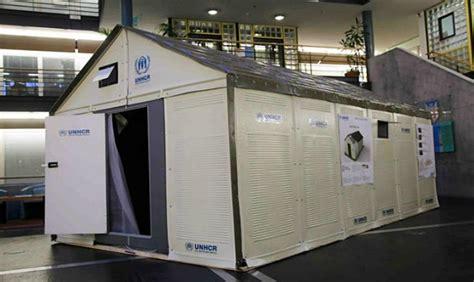 tende strane ikea reinventa le tende per i profughi mondo le news