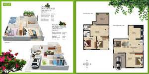 Duplex Designs Floor Plans floor plan pride india builders pride meadows at