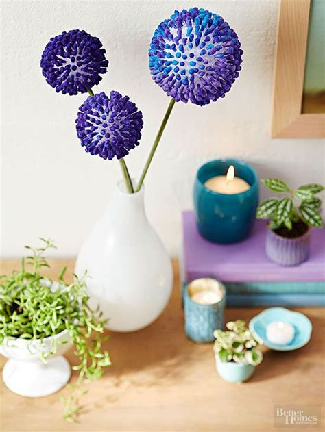 making  rounds crafting flower crafts diy flowers