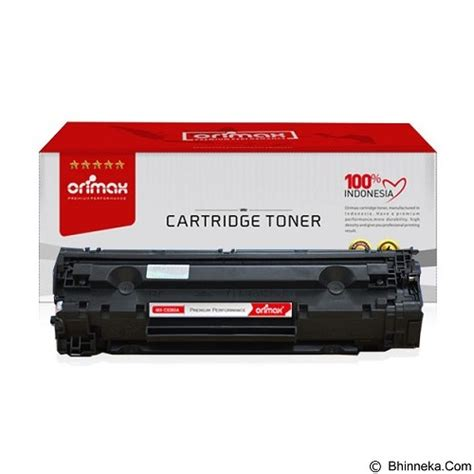 Toner Blueprint 85a orimax cartridge compatible manufaktur hp 12a mx 2612a merchant tinta printer original