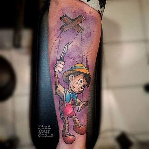 pinocchio tattoo pinocchio turborotfl