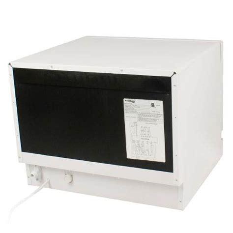 koldfront 6 place setting compact countertop portable