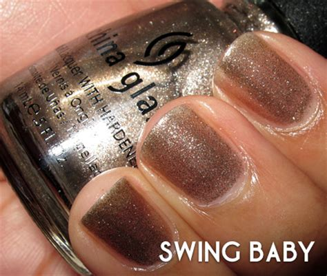 china glaze swing baby i ve got bette davis eyes for these china glaze vintage