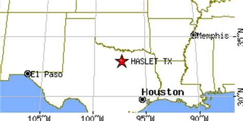 map of haslet texas haslet texas tx population data races housing economy