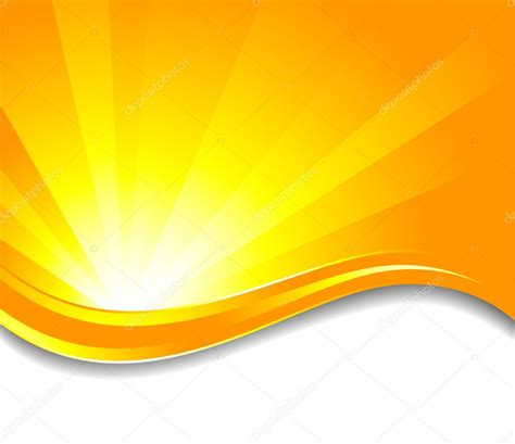 wallpaper garis orange vector sunny background stock vector 169 denchik 3700084