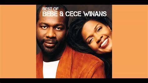 bebe cece winans to you bebe cece winans best of bebe cece winans lost