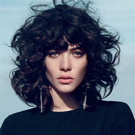 tu cabello cabello corto otono invierno 2015 2016 en capas seca tu pelo rizado hacia abajo morrison nuevo corte de