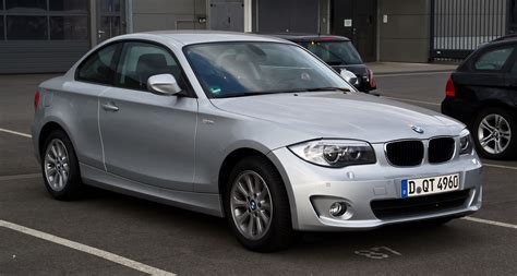 Wiki Bmw 1er M Coupe by File Bmw 1er Coup 233 E82 Facelift Frontansicht 31