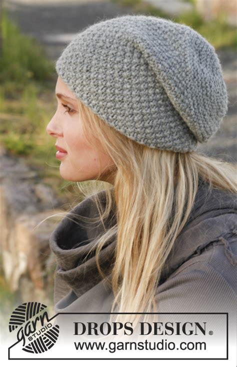 free hat knitting patterns using needles mossing around drops 150 40 free knitting patterns by