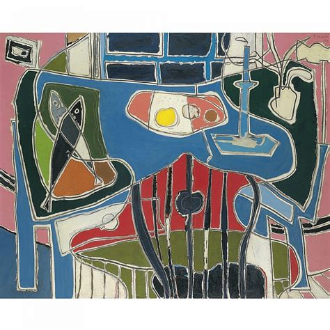 artist with biography patrick heron works on sale at auction biography