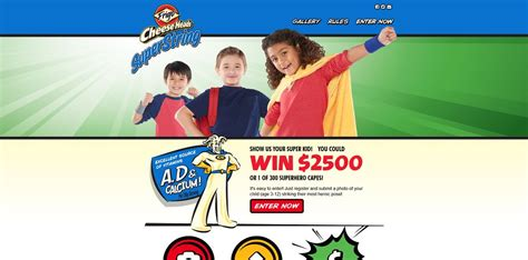 Frigo Cheese Sweepstakes - frigo cheese heads super kid sweepstakes snap upload win