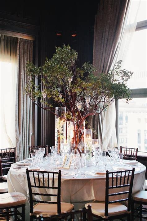 tree branch centerpieces for weddings 25 best ideas about tree centerpieces on