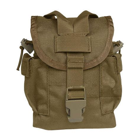 canteen pouch flyye canteen pouch ver fe molle coyote brown